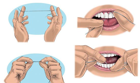 how-to-floss-fingers-and-teeth